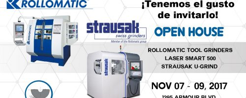 Open House Rollomatic Strausak